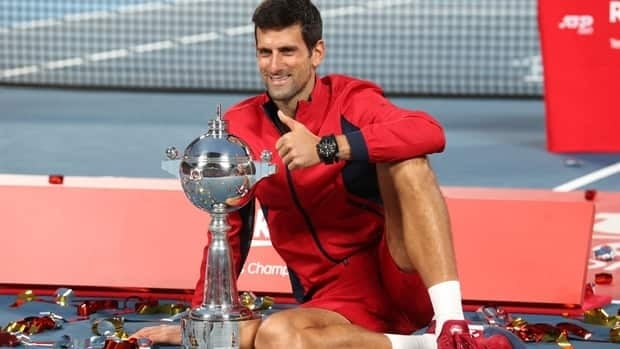World no.1 Djokovic wins Japan Open with victory over Millman