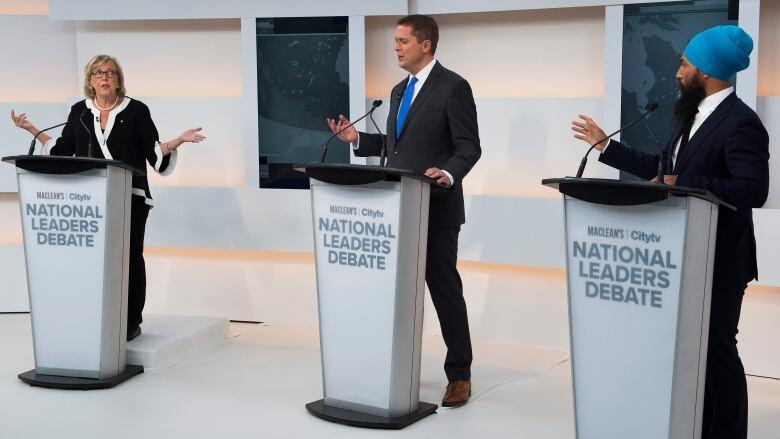 The 'dos & don'ts' of federal leader debates