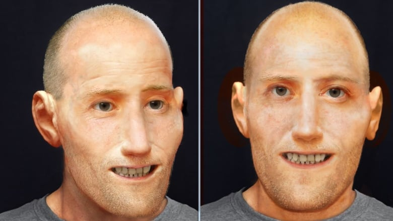 Do you recognize this man? RCMP release images of man found dead near Slave Lake