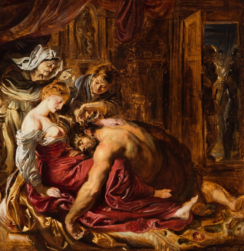 Early Rubens exhibition at AGO highlights 'anti-war art that changed the world'