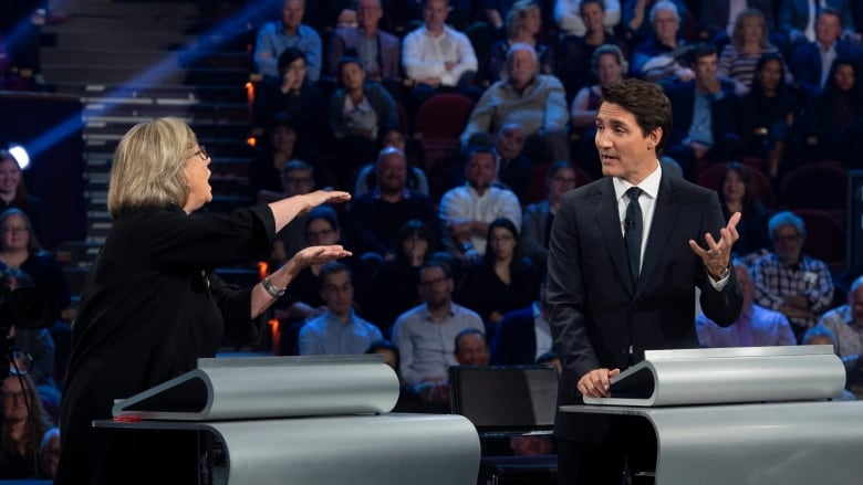 5 key moments from the English leaders' debate