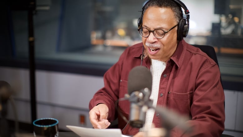 Watch George Elliott Clarke perform his electrifying poem about the power of voting