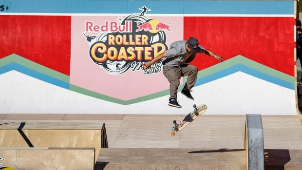 CBC Sports Late Night: Red Bull Signature Series - Red Bull Roller Coaster