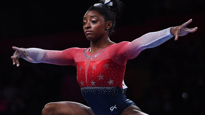 Simone Biles Just Became the Most Decorated Female Gymnast!