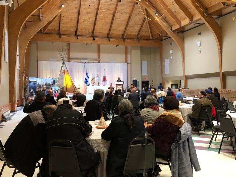 Quebec Cree community to get regional hospital   CBC News
