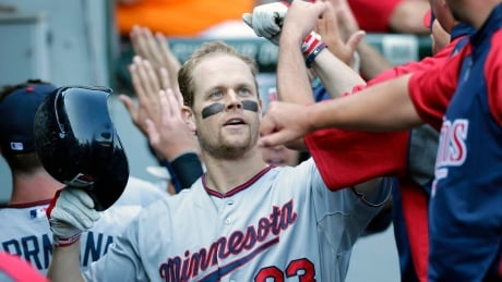Twins-Morneau Retires Baseball