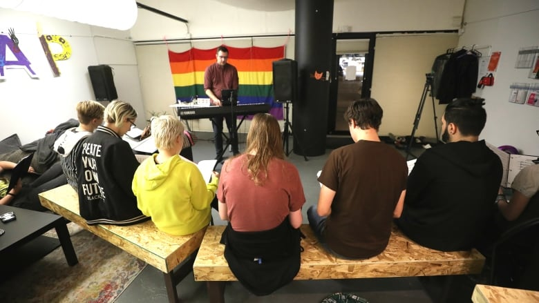 'Welcome just to be myself:' Regina choir offers musical outlet for LGBTQ youth