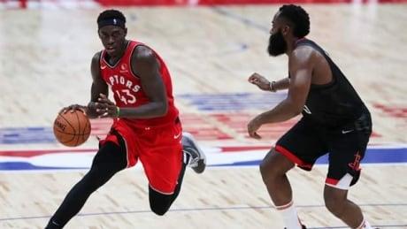 Raptors start pre-season with win in Japan over Rockets