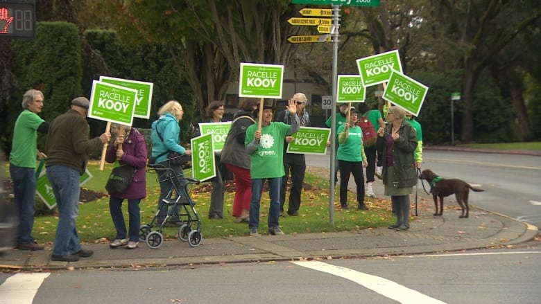 Tight race in Victoria has Green Party looking for a big win in federal election