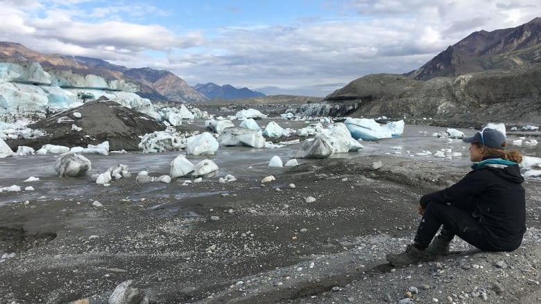 'Super lucky to catch it': Researchers get time-lapse video of glacial lake flood