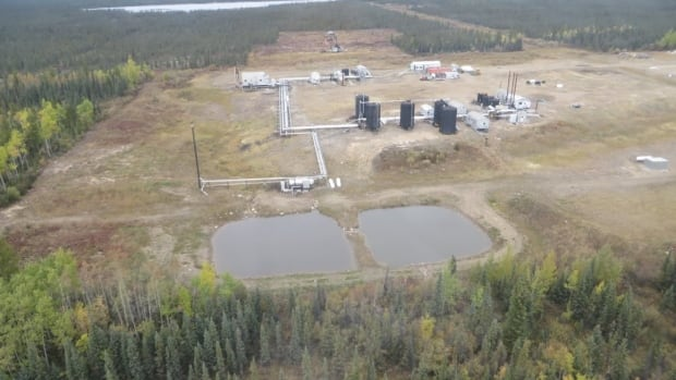 Cleanup of Cameron Hills project hangs in balance as Strategic Oil and Gas in receivership | CBC News