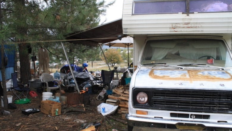 Grand Forks, B.C., won't approve request to use city park for homeless camp this winter