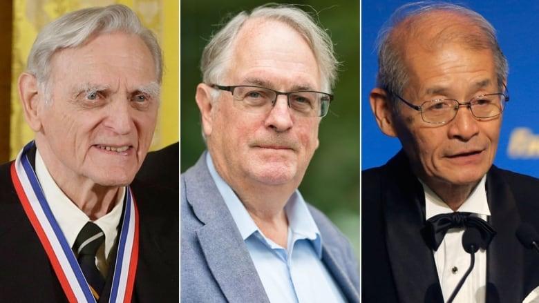 Image result for nobel prize in chemistry 2019