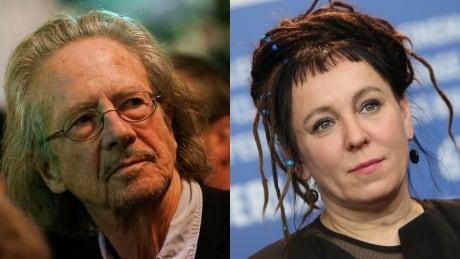 Nobel Prize Literature 2018 2019