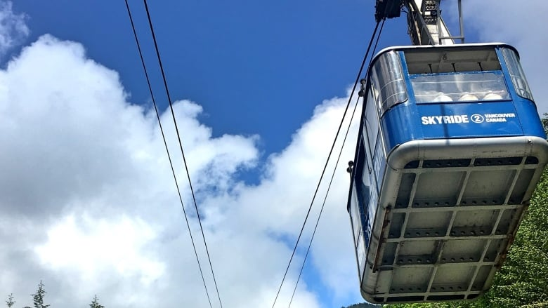 End in sight for 53-year-old sky tram on North Vancouver's Grouse Mountain