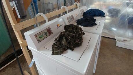 Microfibres laundry