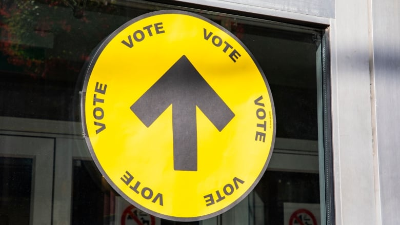 Advance Polls Now Open Ahead Of Oct 21 Federal Election Cbc News