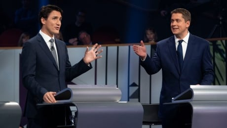 Federal leaders debate french election 2019