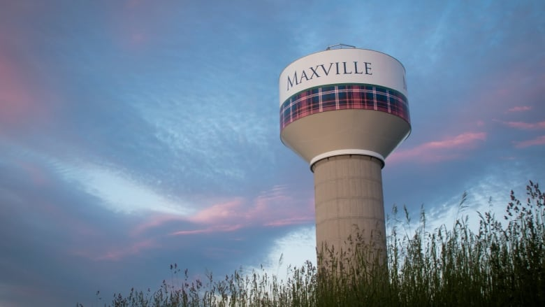 'We're pretty proud': Maxville water tower in running for 'tank of the year'