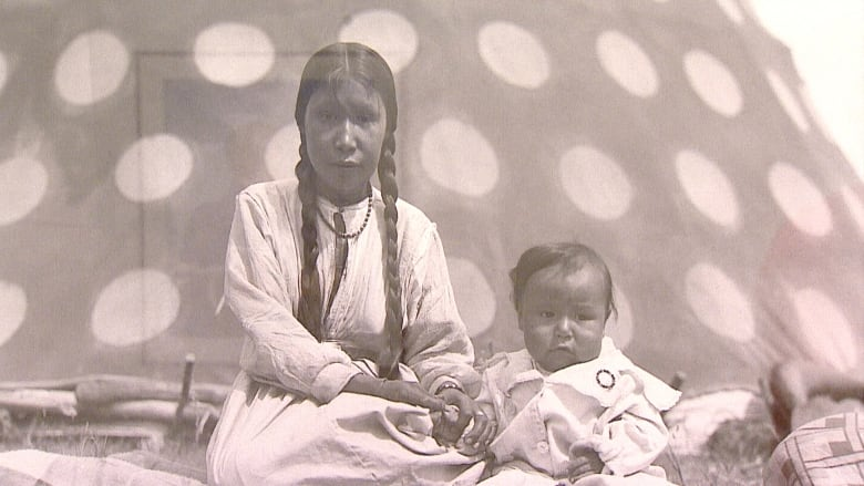 Archive photo exhibit captures Indigenous strength, connections in difficult times