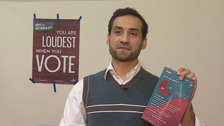 'Get your voices heard': Campaign seeks to drive Canadian Muslims to vote