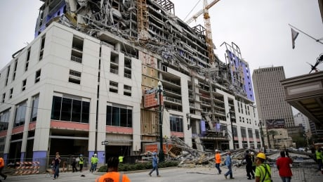 Hotel Collapse