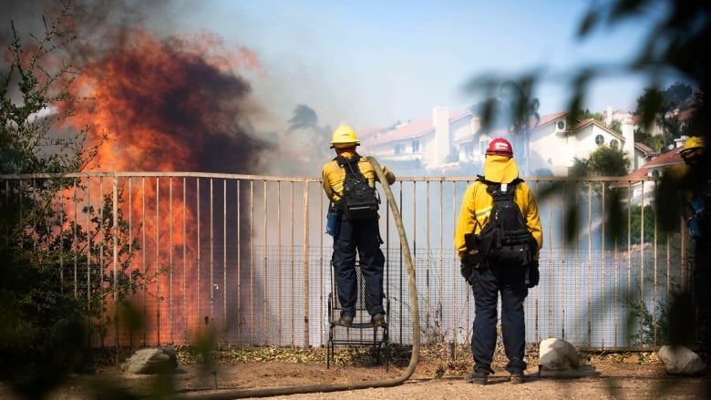 3 confirmed dead in waning California wildfires