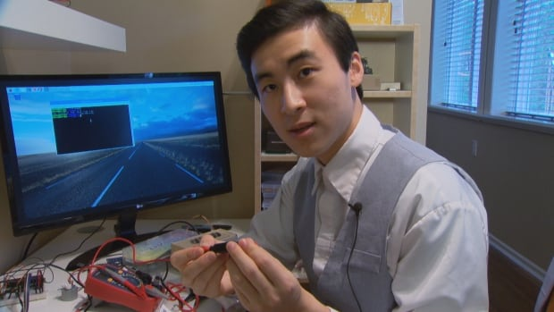 UBC student builds AI voice-controller for brother's wheelchair
