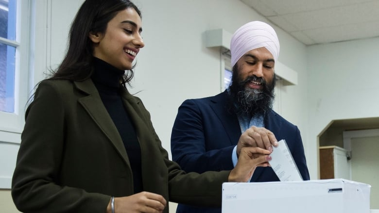 Singh says strategic voting makes people settle for less, counters Liberal push