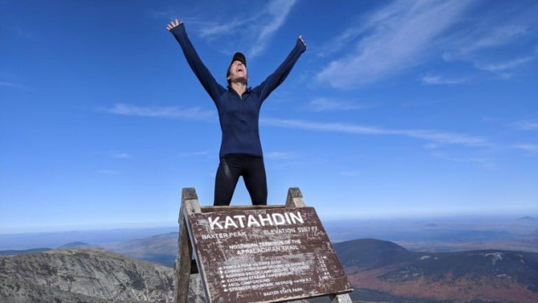 'I needed to do it': Tabusintac woman conquers Appalachian Trail