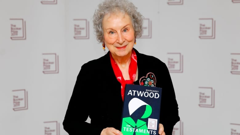 Margaret Atwood among favourites to win fiction's Booker Prize