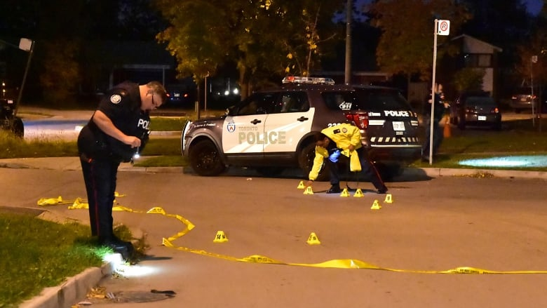 Man killed in north Etobicoke shooting