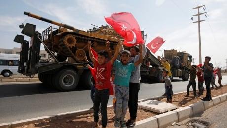 SYRIA-SECURITY/TURKEY-USA