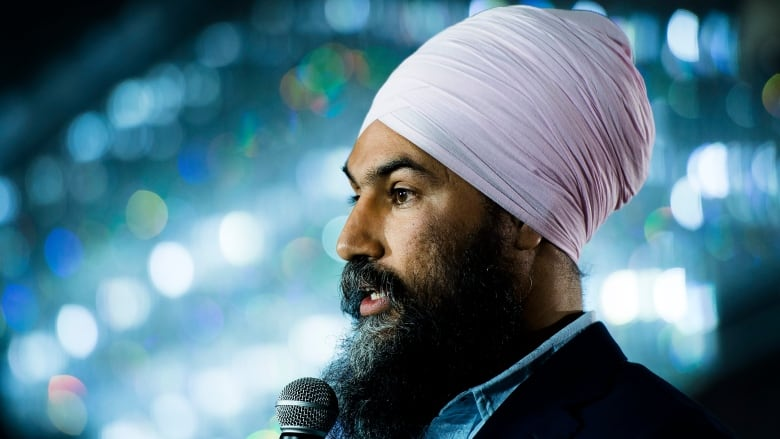 'Voting out of fear is a waste of your vote' says Jagmeet Singh, as coalition speculation continues