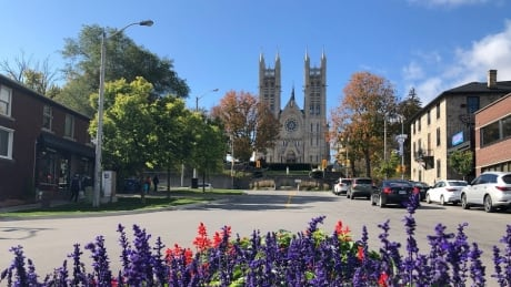 Clear skies a few clouds guelph autum fall weather kitchener waterloo mix of sun and cloud