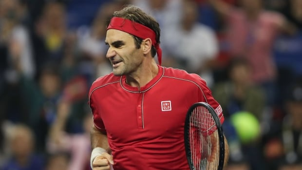 In search of 1st singles gold, Roger Federer says he plans to play at 2020 Olympics | CBC Sports