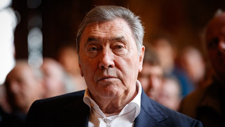 Eddy Merckx, regarded by many as greatest cyclist ever, hospitalized after bike crash