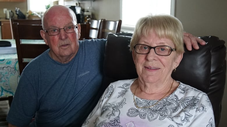 Elderly couple denied resettlement money after 80 years in Little Bay Islands