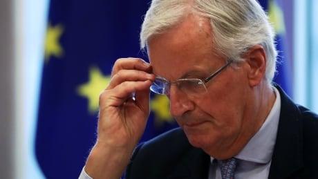 BRITAIN-EU/BARNIER