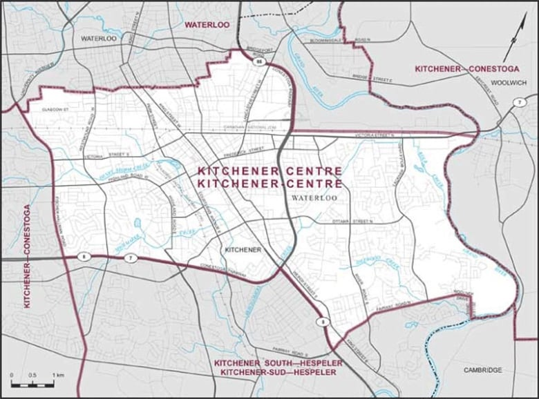 Map Of Canada Kitchener.Kitchener Centre Voters Consider Candidate Stances On