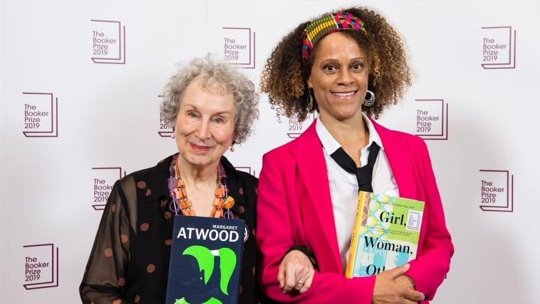 Margaret Atwood and Bernardine Evaristo Share the Booker's Prize
