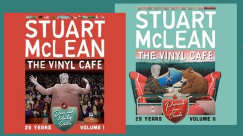 New Vinyl Cafe albums featuring Stuart McLean celebrate show's 25th anniversary