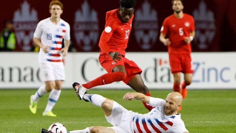 Canadian men's soccer team ends 34-year winless run against U.S.