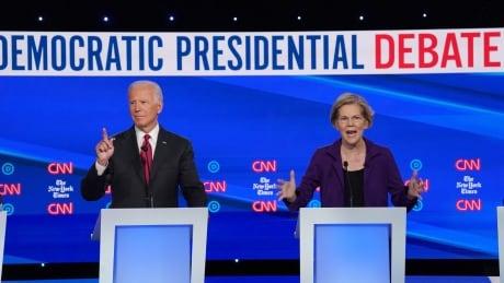 U.S. Democratic debate