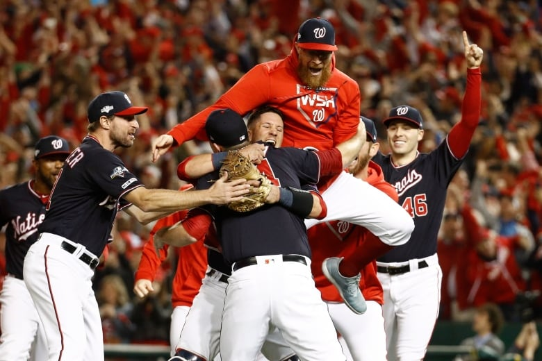 Wild Card Nationals head to World Series with sweep of Cards