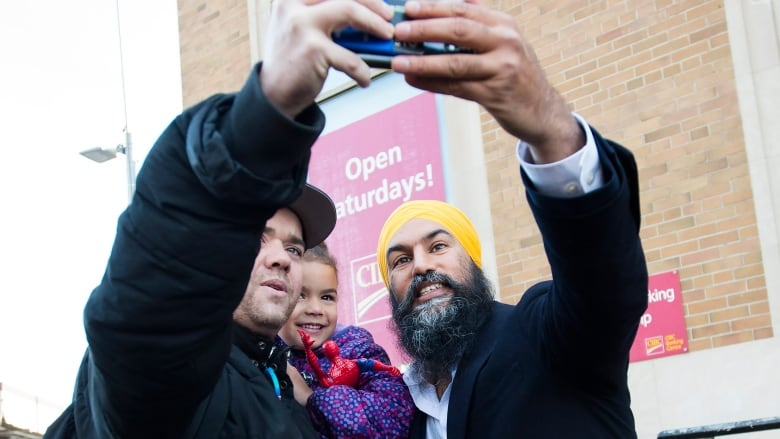Facing a potential wipeout in Quebec, Singh evokes Jack Layton's legacy