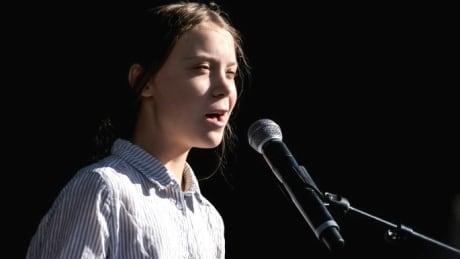 Greta Thunberg, Climate Strike, Montreal