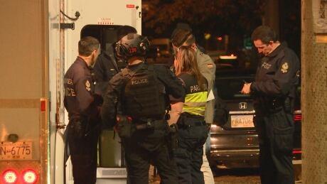 vancouver police arrests