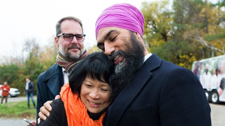 Singh's campaign trail strength has silenced his critics within the NDP