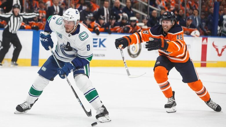 Veteran J.T. Miller adds versatility to Canucks' slick young roster